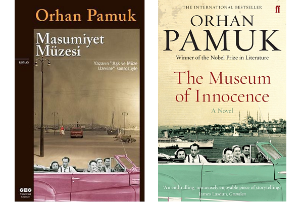 Orhan-Pamuk-book-covers-Masumiyet-Muzesi-and-The-Museum-of-Innocence
