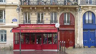 Rue Fosses St-Jacques