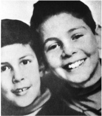Patrick and Rudy Modiano