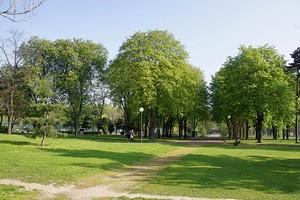 Cité universitaire - Boulevard Jourdan