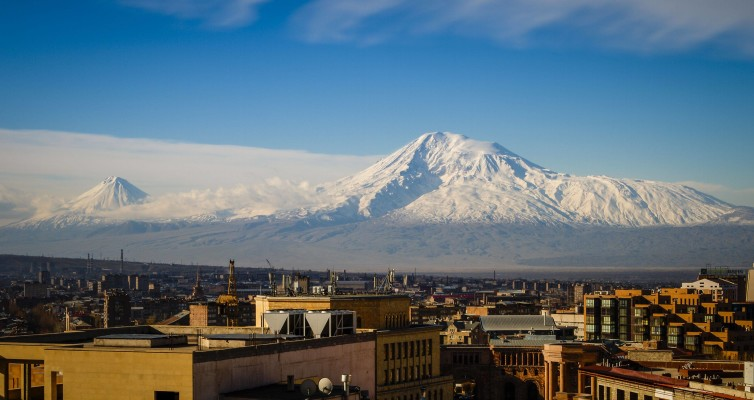 Books, Movies and Beyond: Armenia
