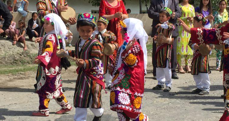 Tajikistan: Hurramabad by Andrei Volos