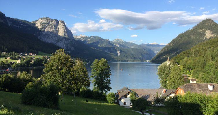 Austrian Alps: A Whole Life (Ein ganzes Leben) by Robert Seethaler