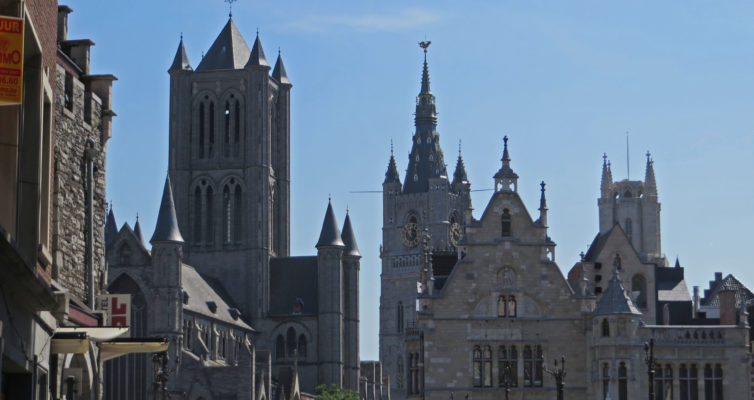 Ghent (Belgium): War and Turpentine by Stefan Hertmans