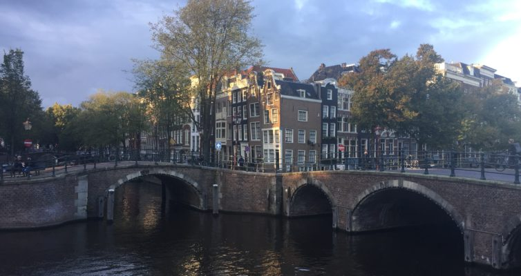 Amsterdam: The Miniaturist by Jessie Burton